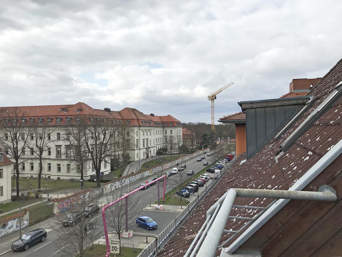 View from terrace | Amrumer Straße