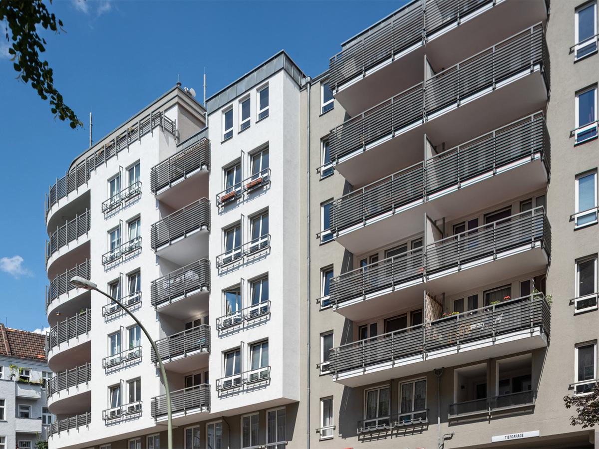 House view | Boxhagener Straße