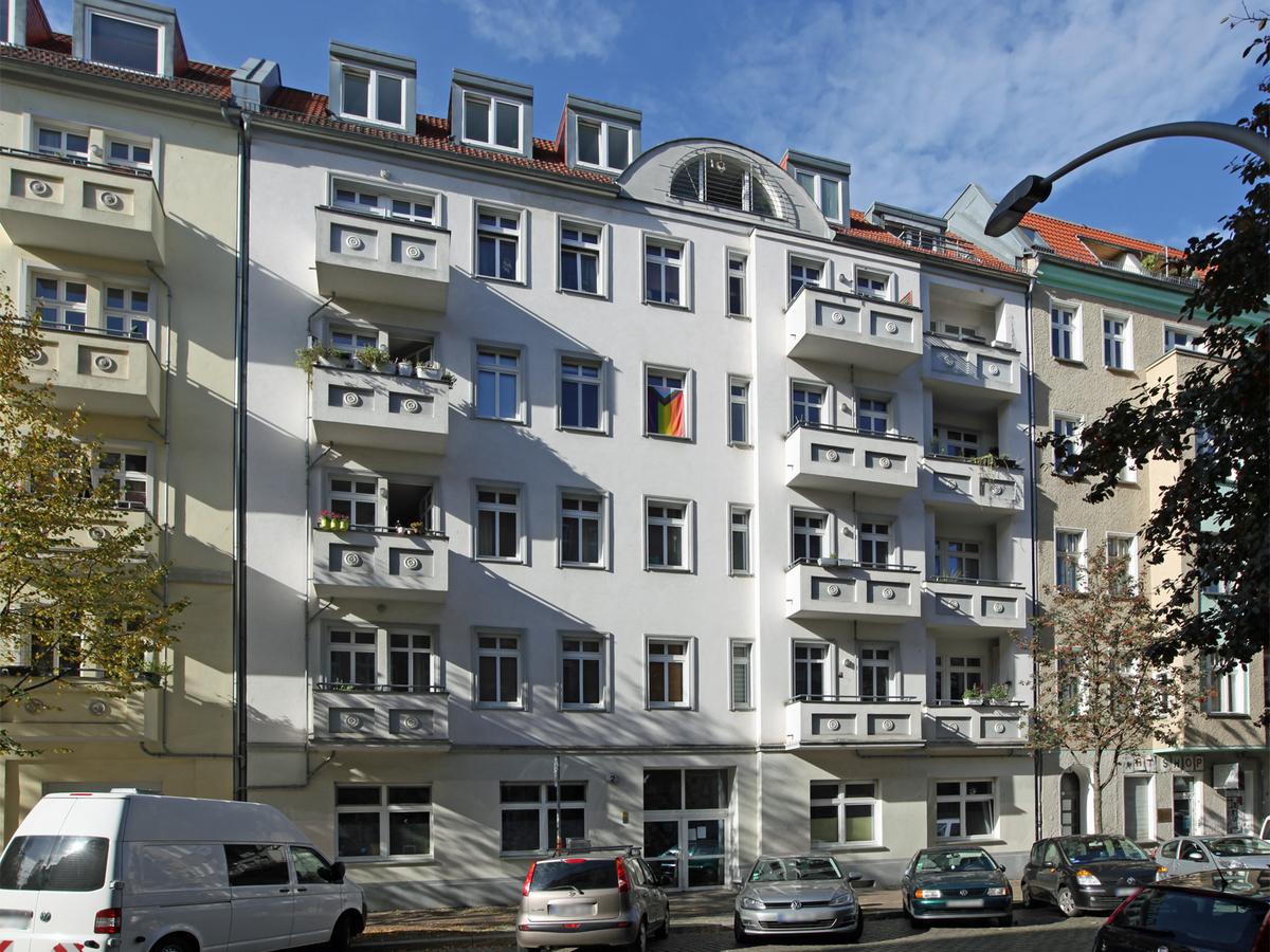 Front building | Dirschauer Straße