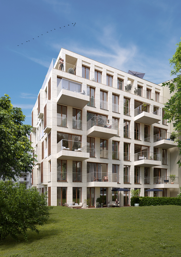 Eden West Exterior | Augsburger Straße