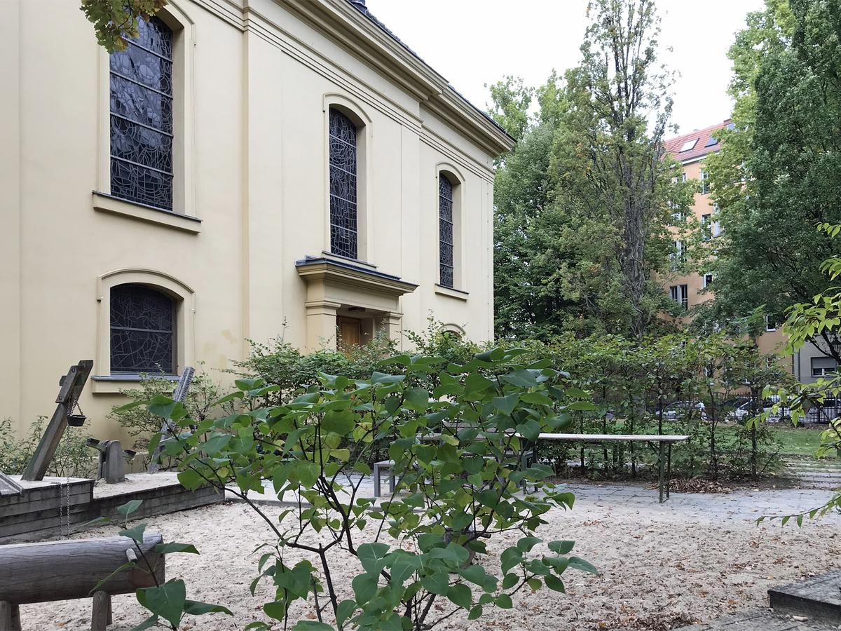 Luisenkirche | Gierkeplatz