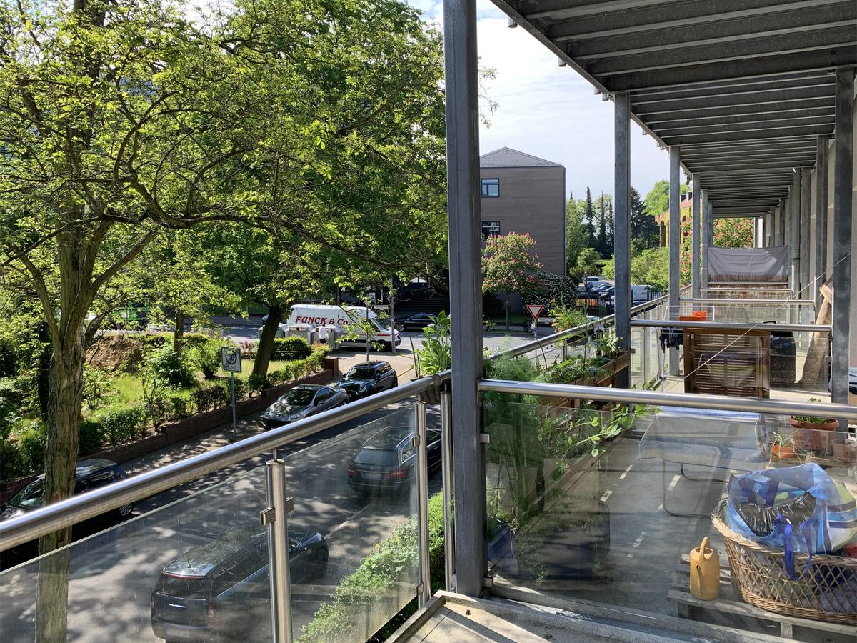 Balkon | Königin-Luise-Straße