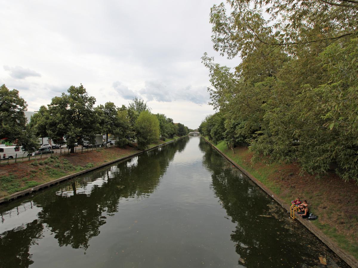 Kanal | Harzer Straße