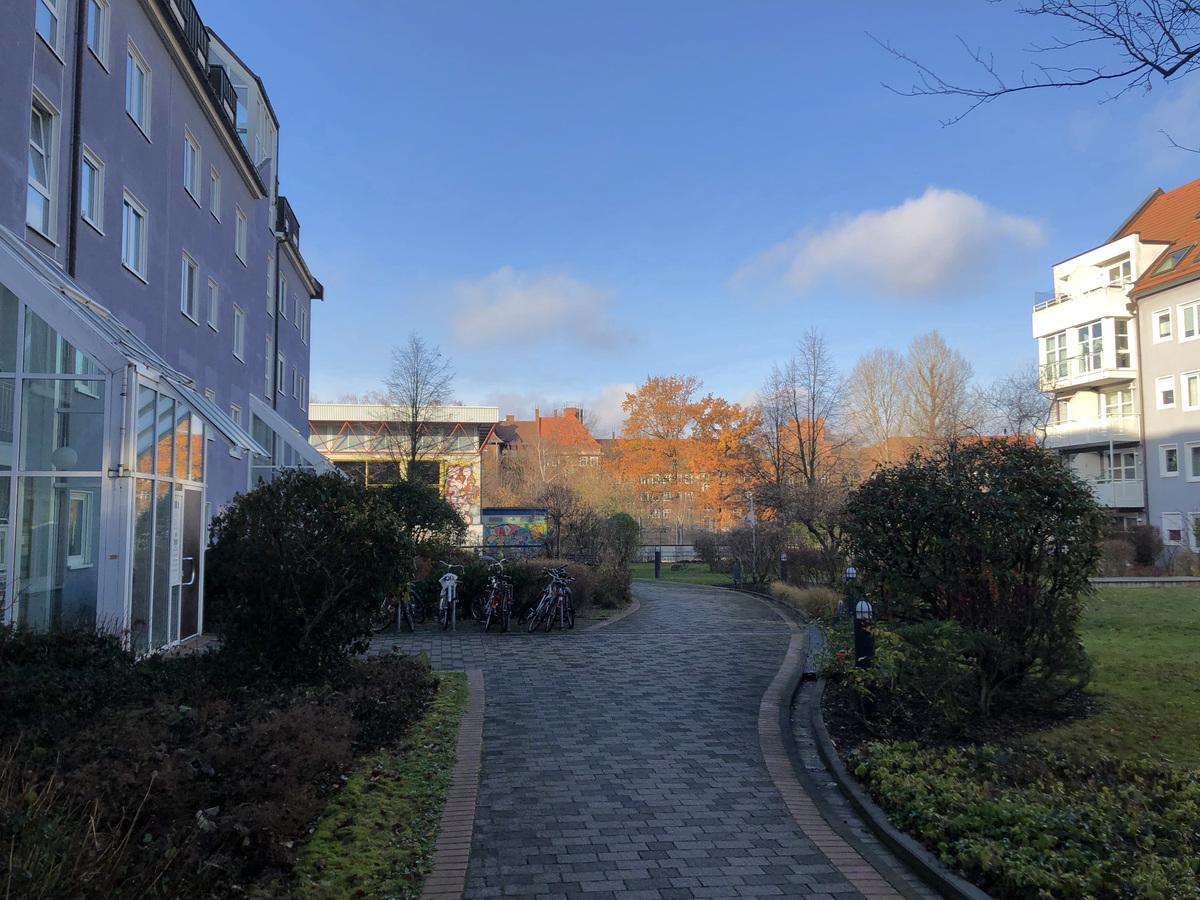 Grundstück   Parkstraße