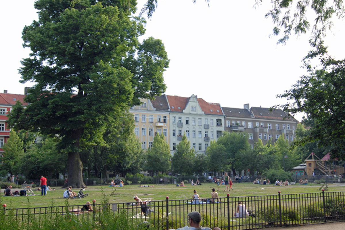 Umgebung Boxhagener Platz | Weserstraße