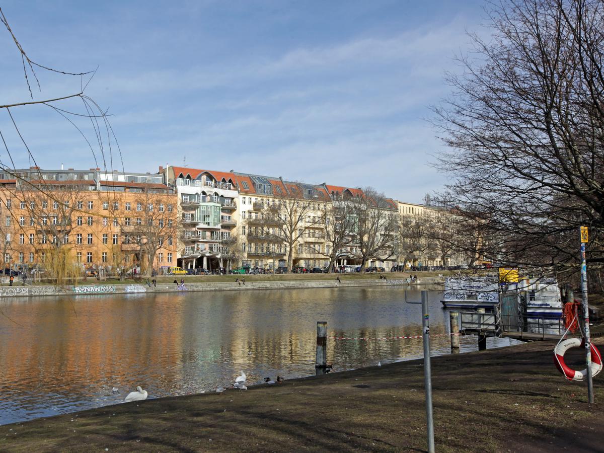 At Landwehrkanal | Dieffenbachstraße