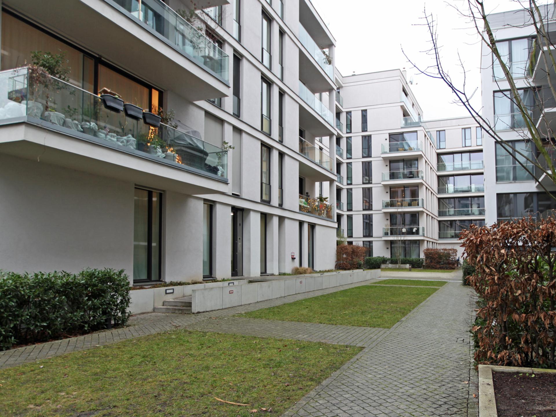 Court Garden | Zehdenicker Straße