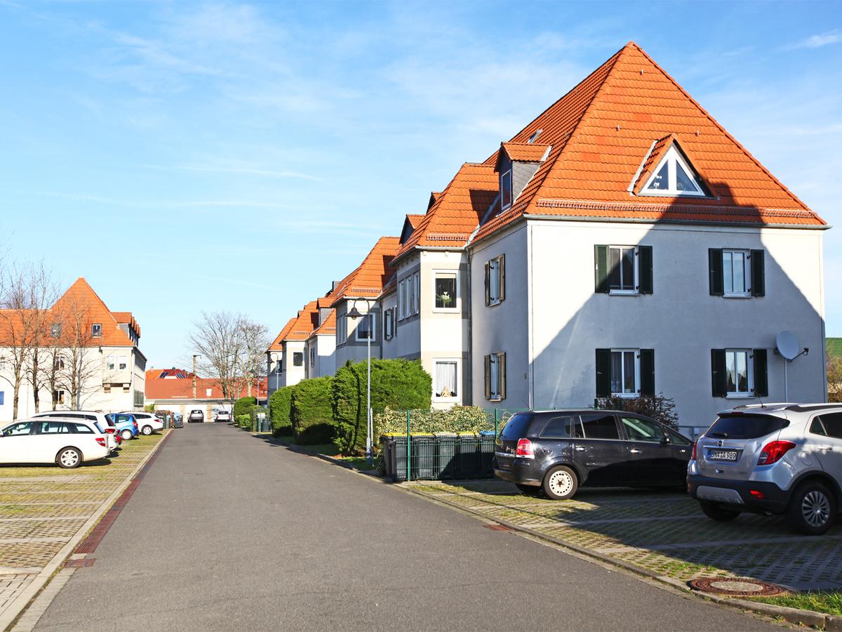 Wilhelm-Külz-Straße - Straßenansicht | Straße der Einheit