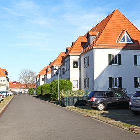 Wilhelm-Külz-Straße - Straßenansicht