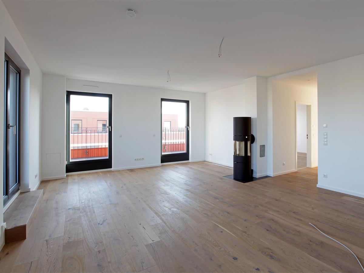 Open living room | Ottomar-Geschke-Straße
