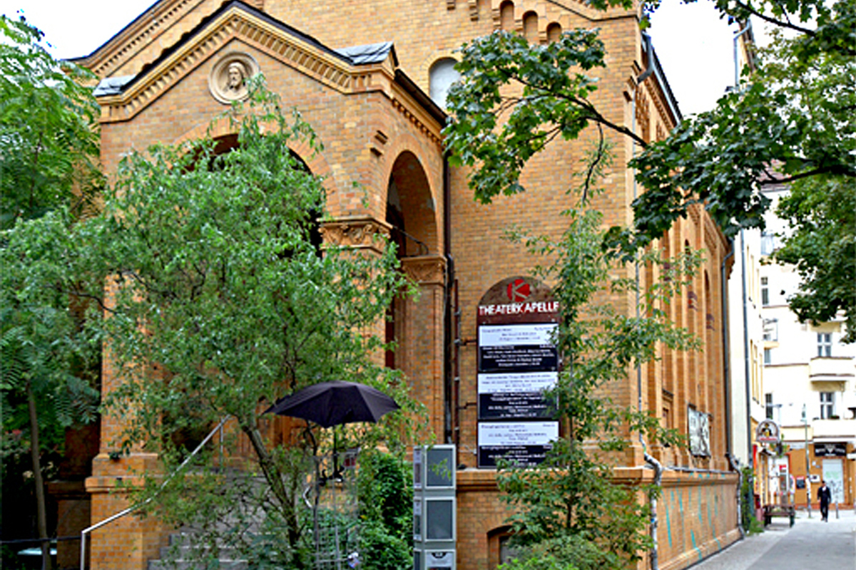 Theaterkapelle Friedrichshain | Weserstraße
