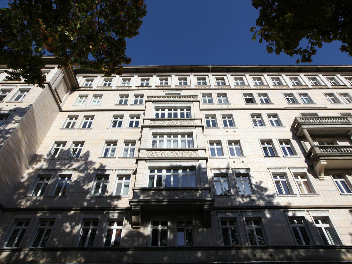 Fassade | Frankfurter Allee