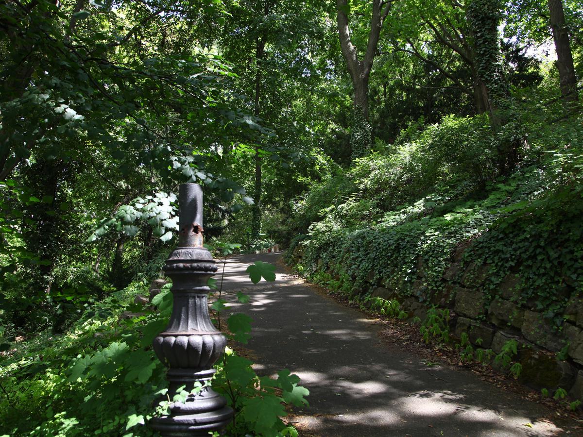 Viktoriapark | Monumentenstraße