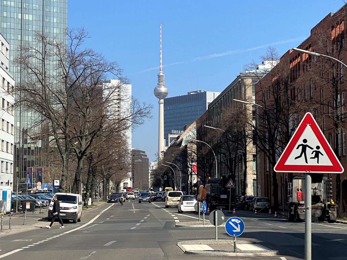 Berlin Mitte | Lindenstraße