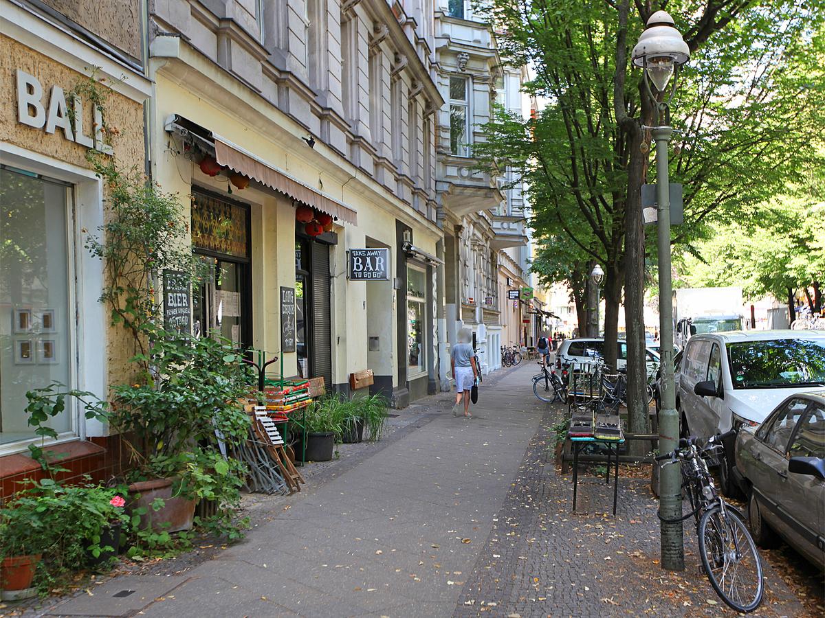 Kiezleben | Schönleinstraße