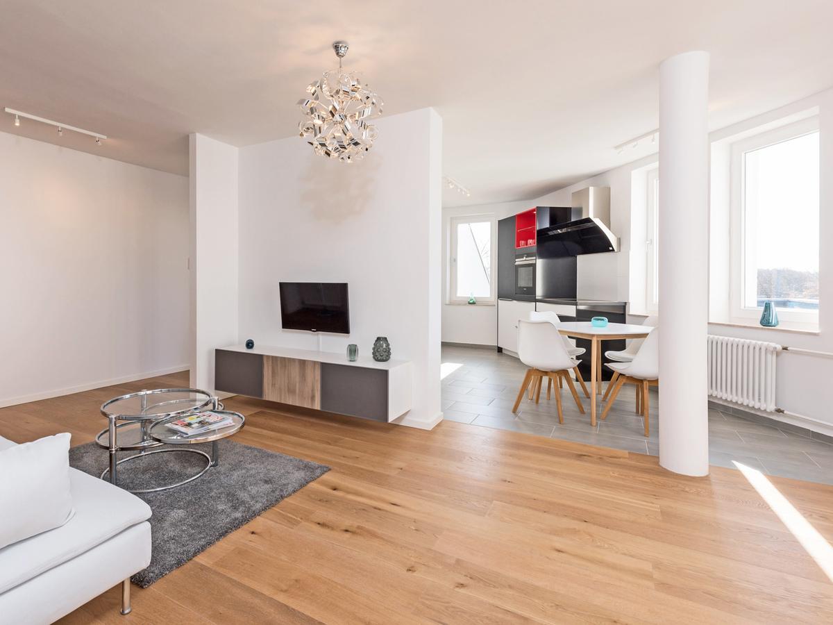 Example apartment kitchen | Bachstraße