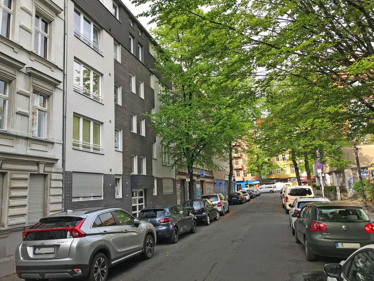Straßenansicht | Kopfstraße