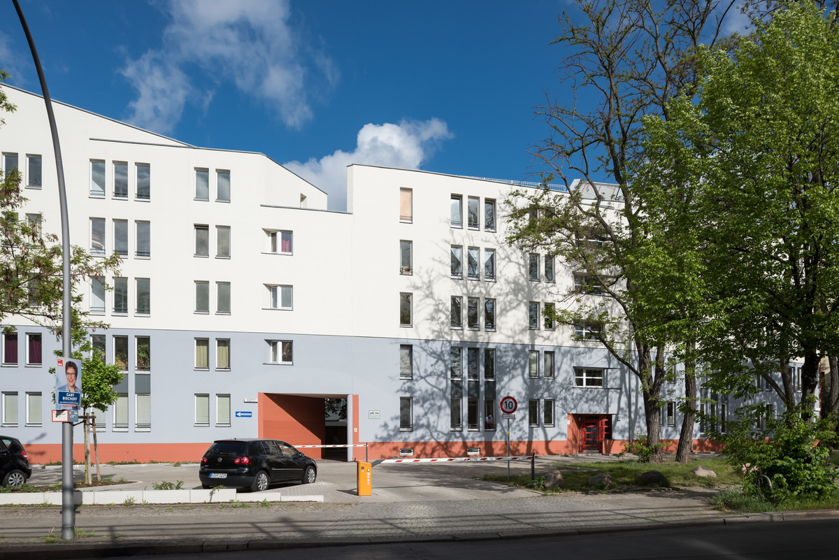 Building in top condition | Bachstraße
