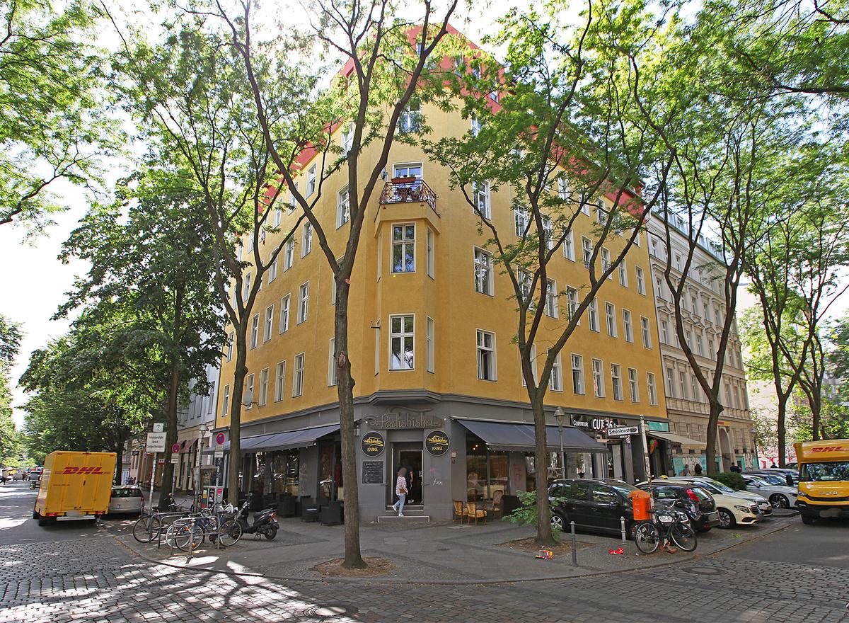 Front View | Schönleinstraße