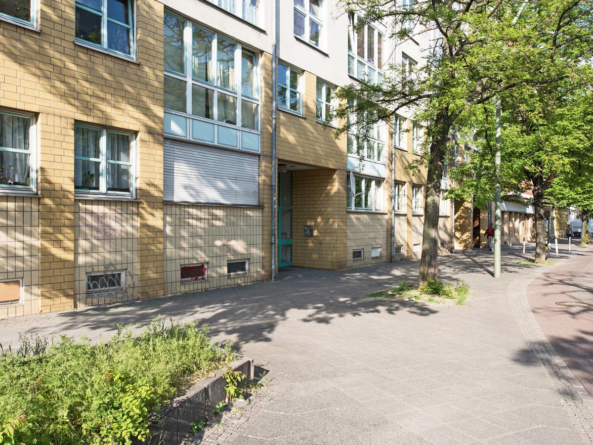 Klinkerfassade | Exerzierstraße