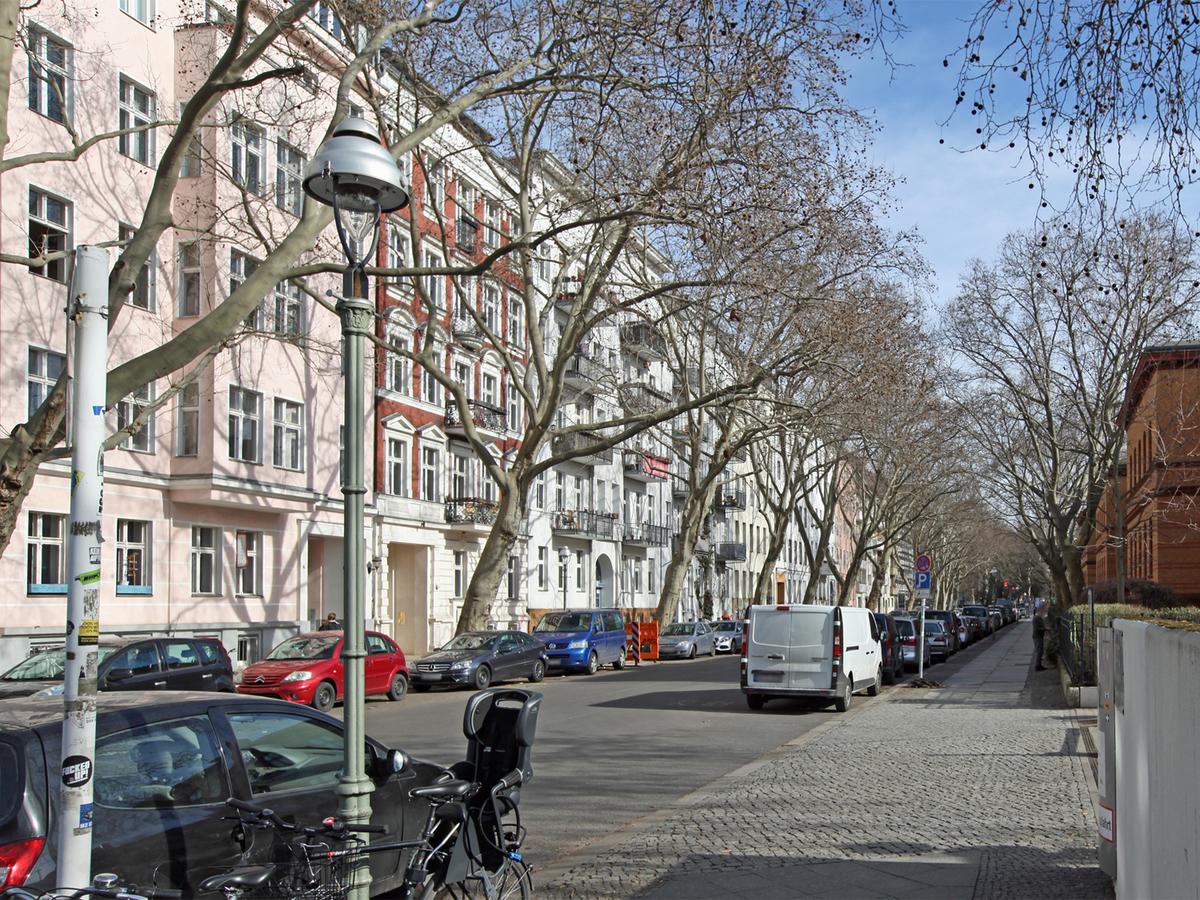 Graefekiez | Dieffenbachstraße