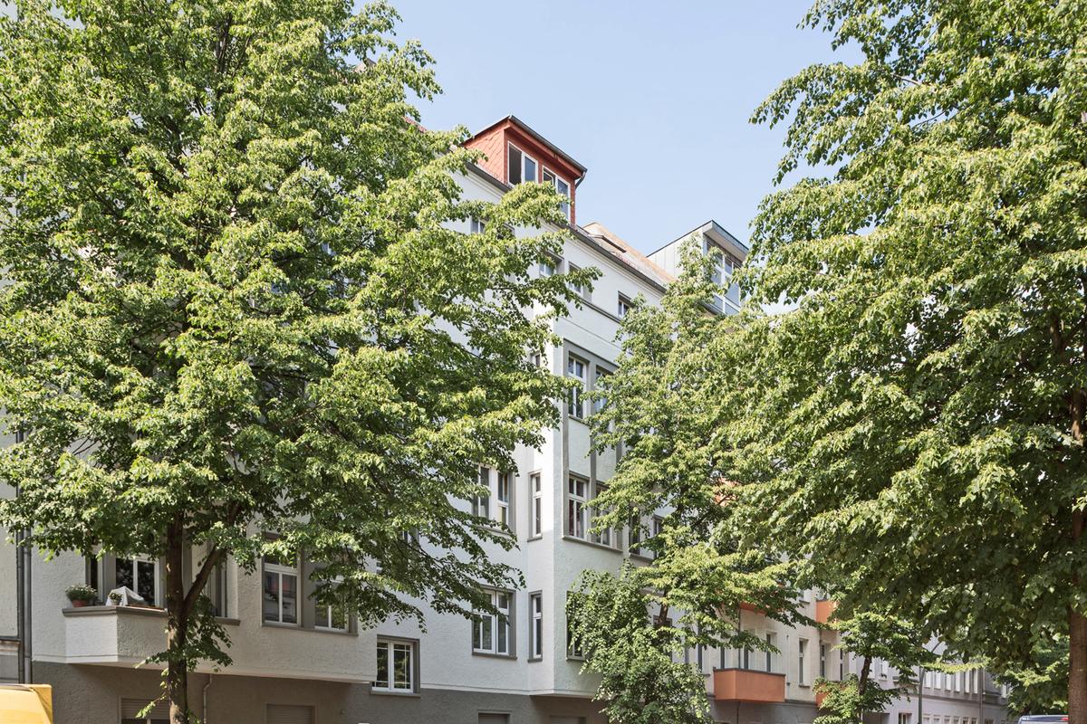 Hausansicht Berlin-Friedrichshain | Weserstraße