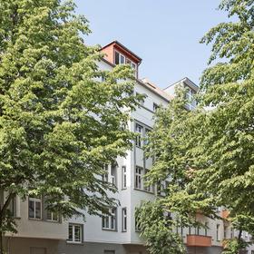Hausansicht Berlin-Friedrichshain