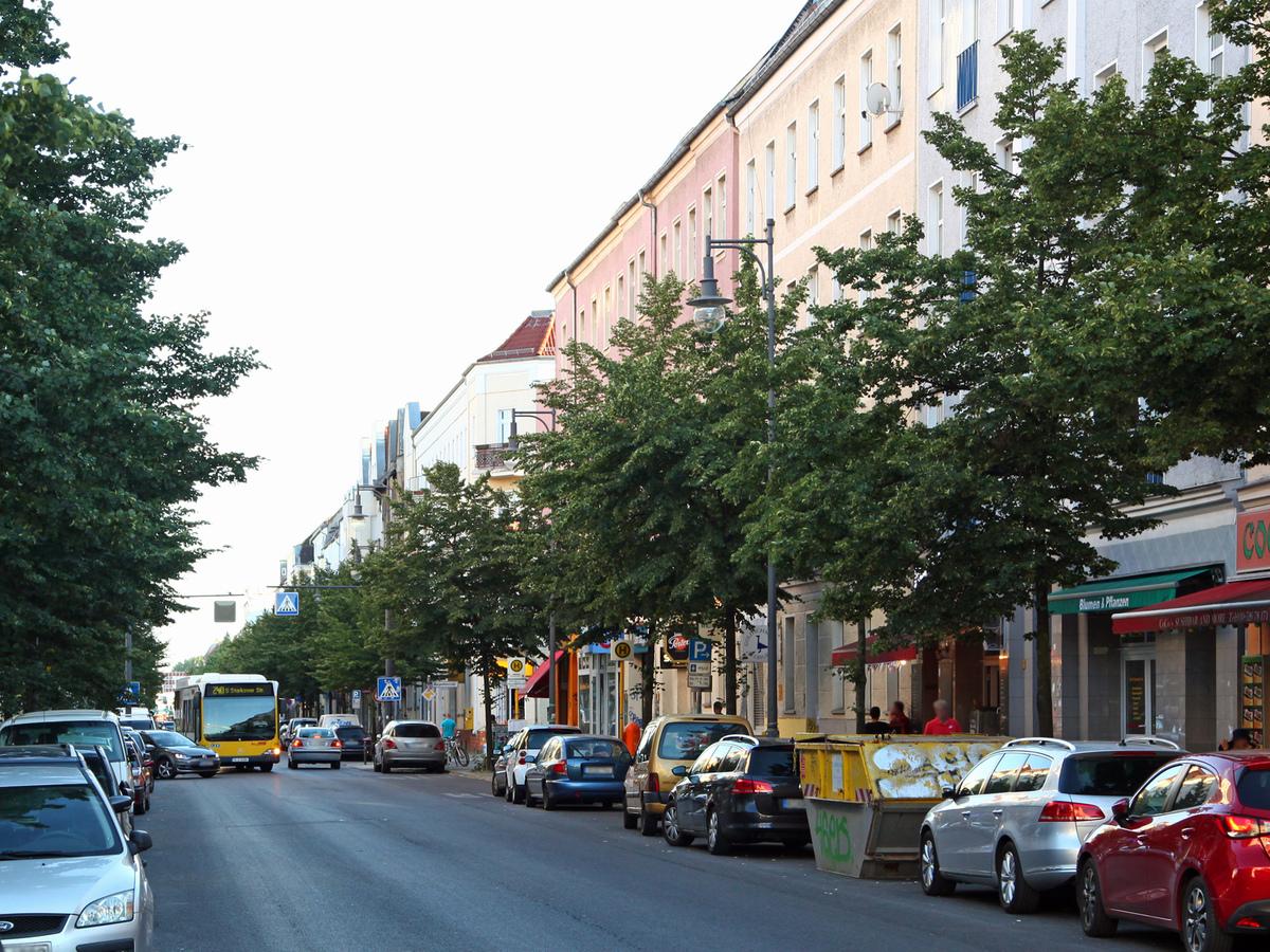 Weitlingstraße | Zachertstraße