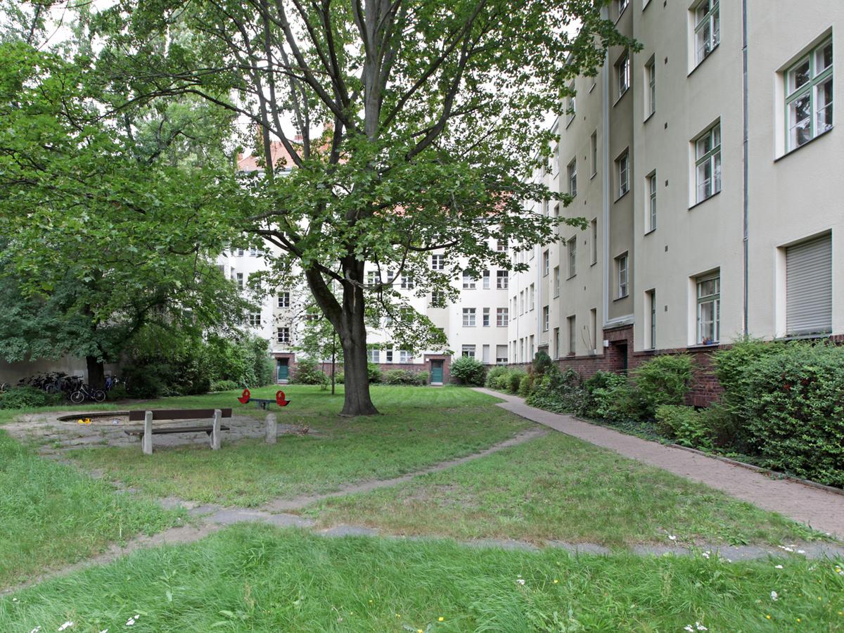 Inner courtyard | Ostender Straße