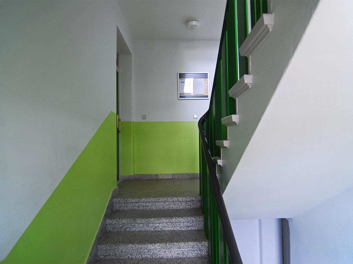 Treppenhaus | Leidener Straße