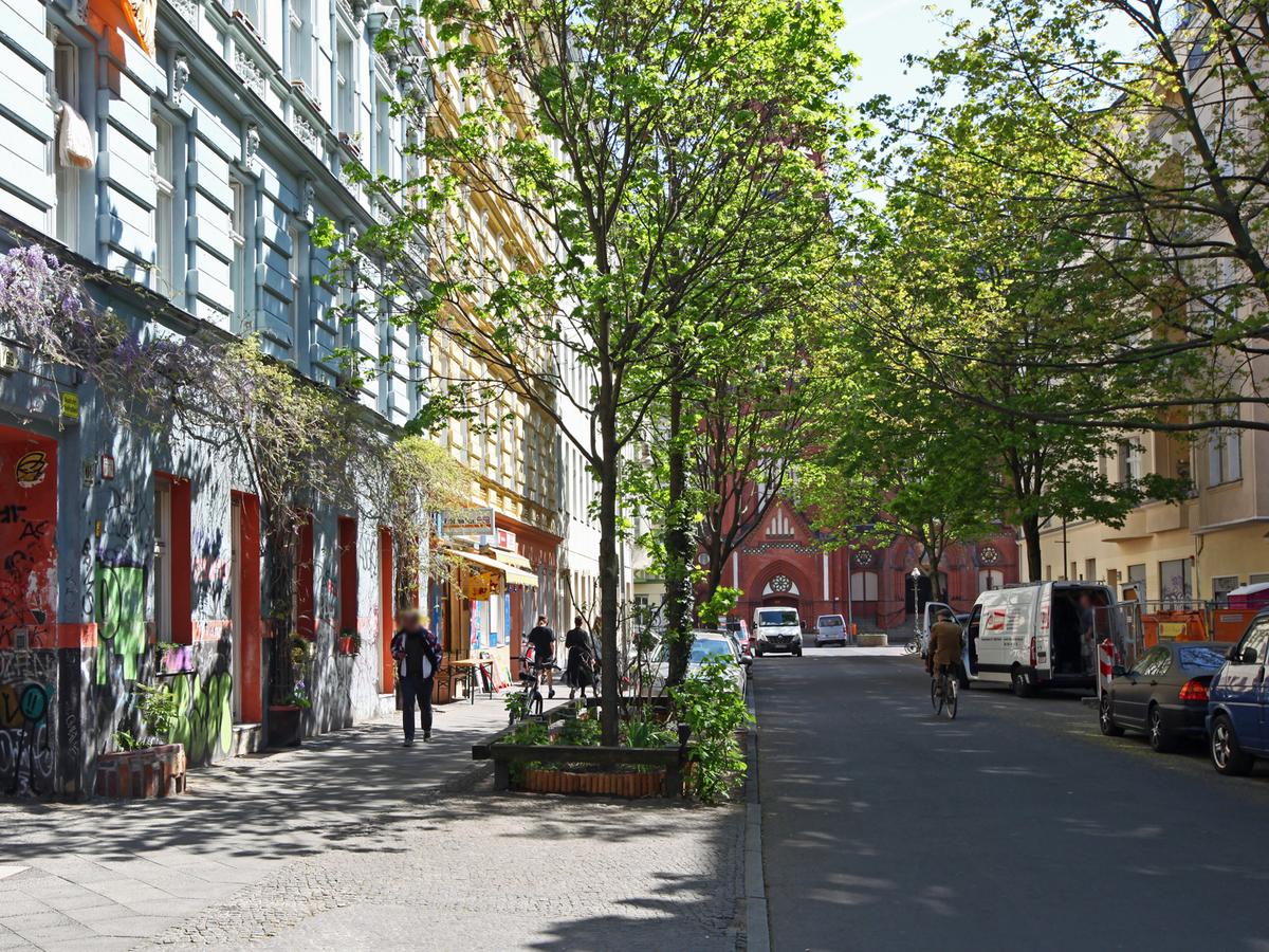 Wrangelstraße | Wrangelstraße