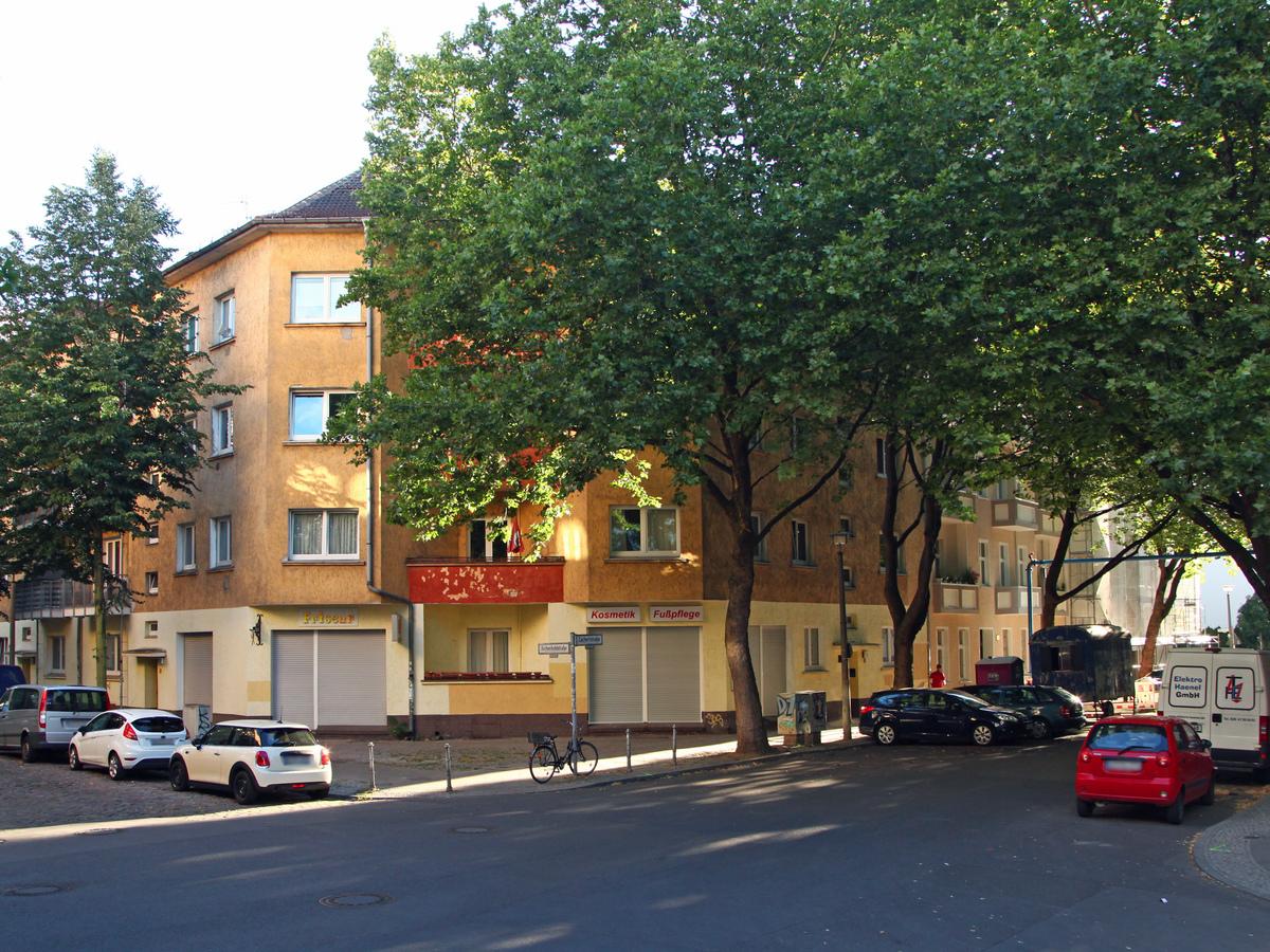 Zachertstraße | Zachertstraße