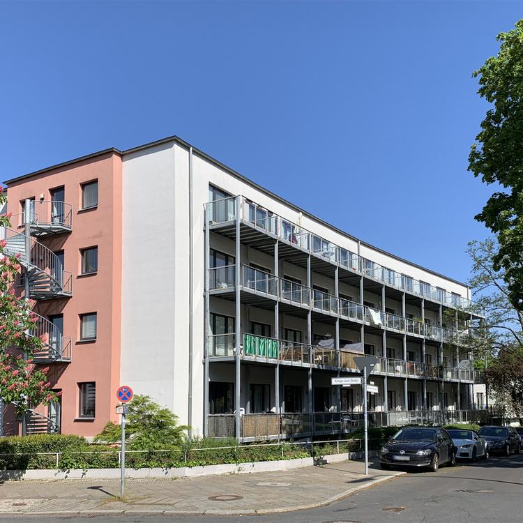 Berlin-Dahlem: Vermietete Kitchenette direkt an der FU-Berlin