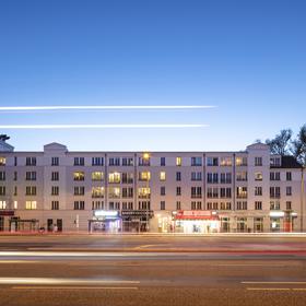 Urbane Investments in Wohnensemble Puschkinallee
