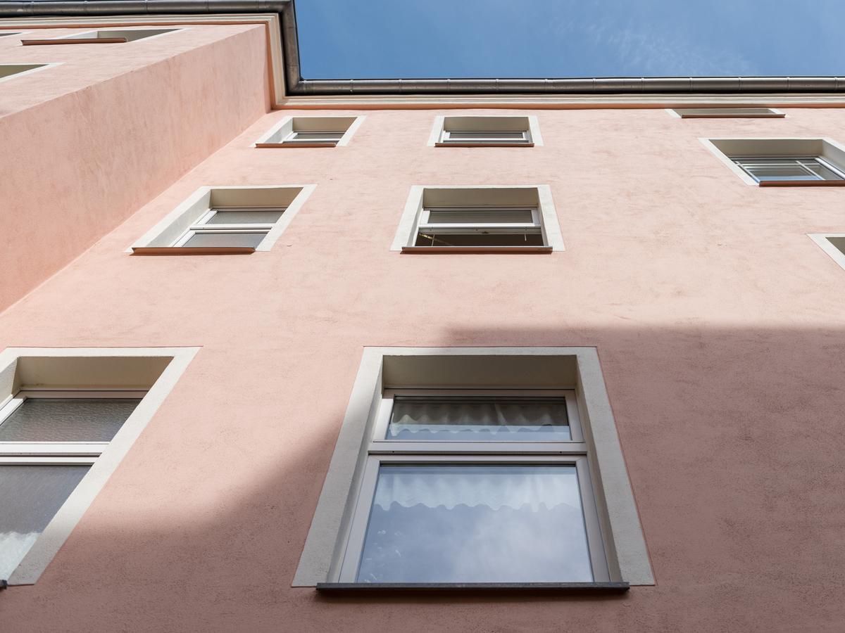 Hausansicht | Binzstraße
