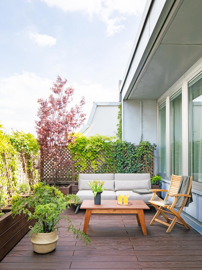 Roof terrace  | Dorotheenstraße