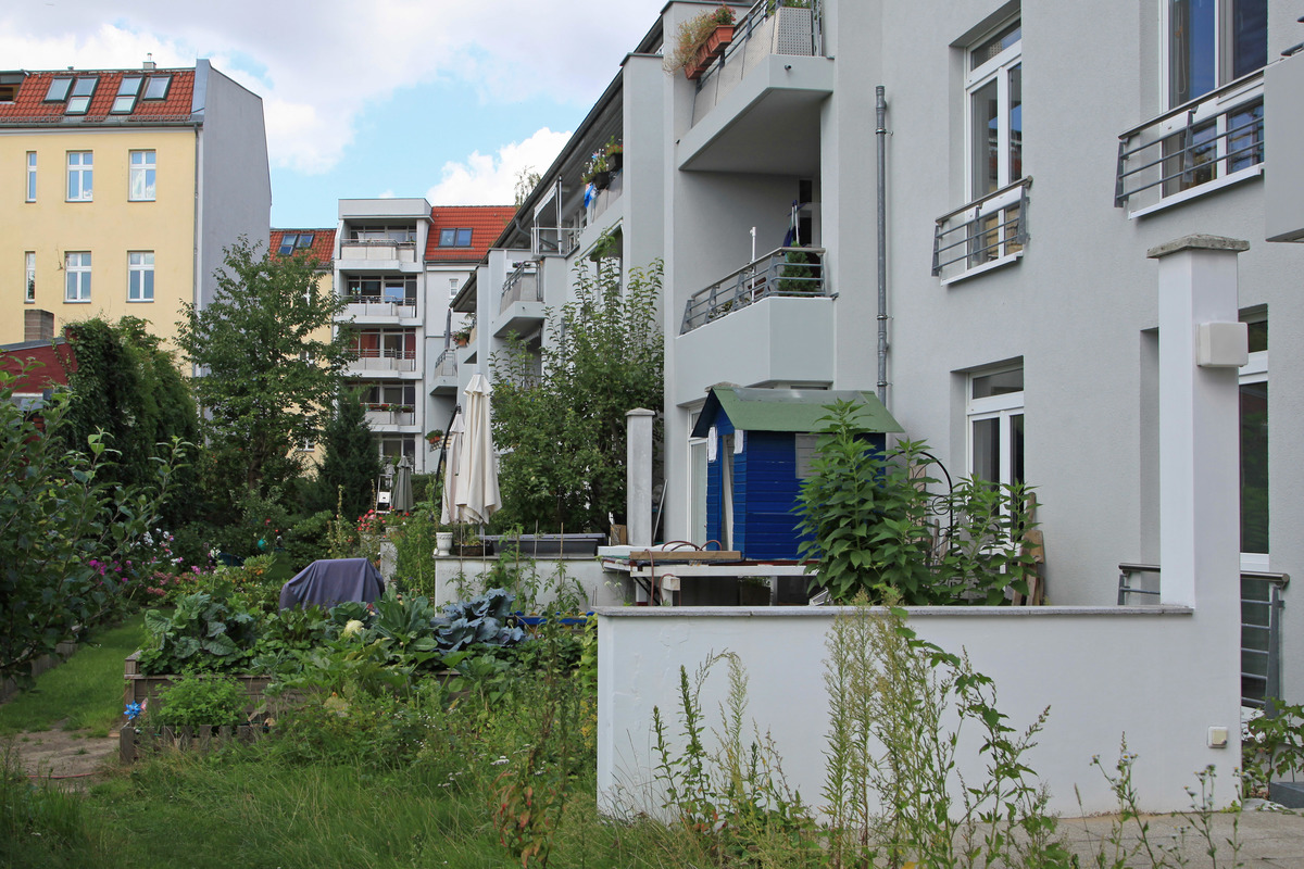 Terrassen und Balkone | Lückstraße