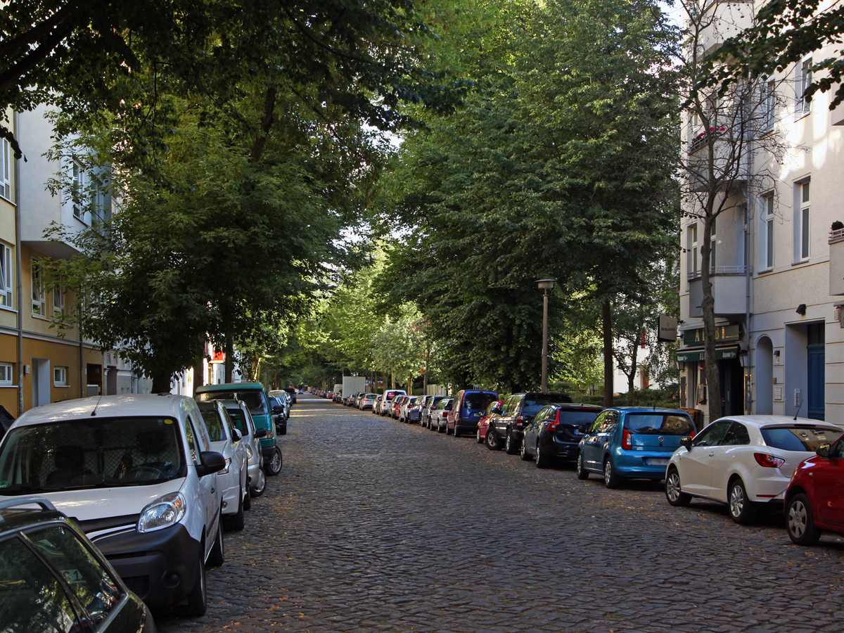 Seitenstraßen | Zachertstraße