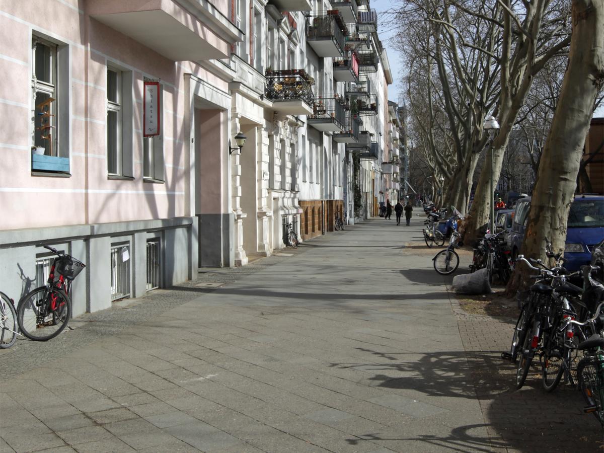 Street view | Dieffenbachstraße