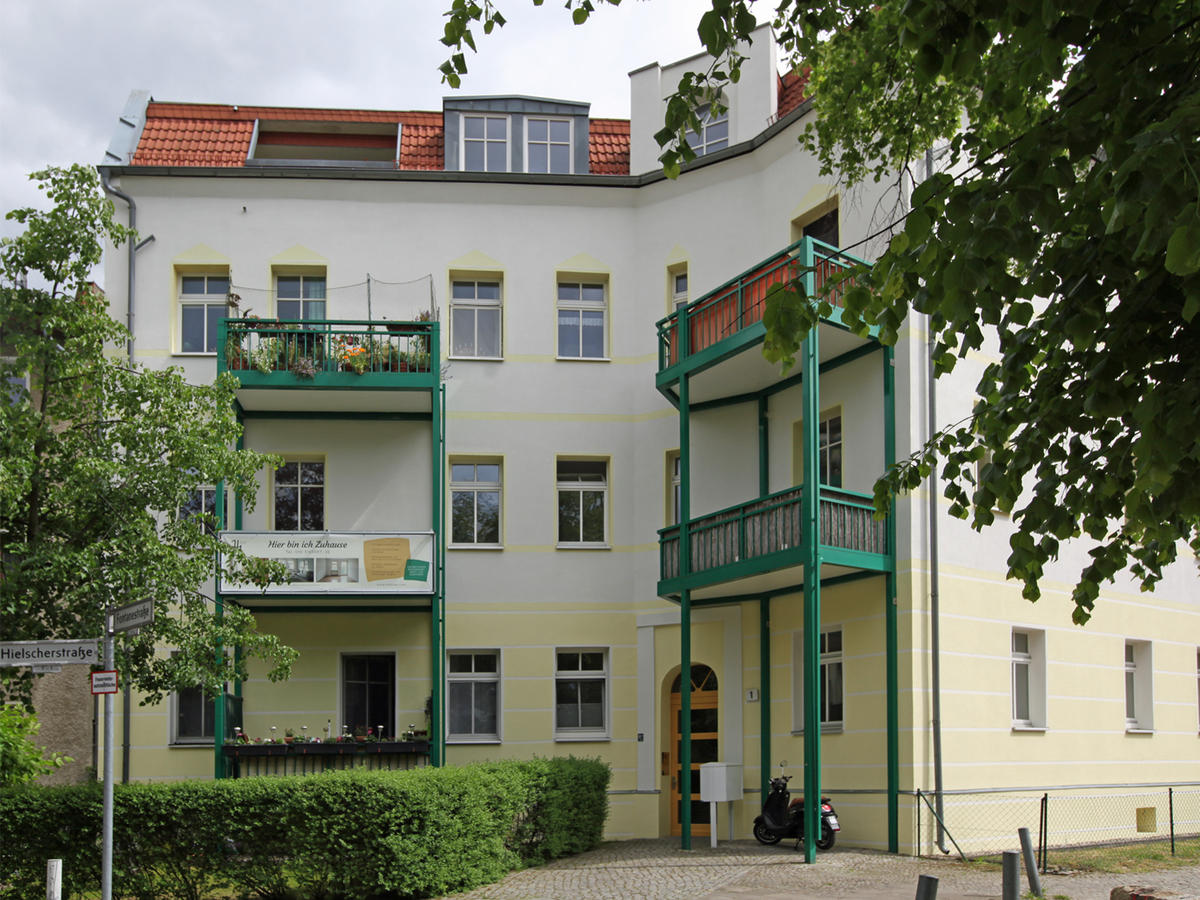House view | Hielscher Straße