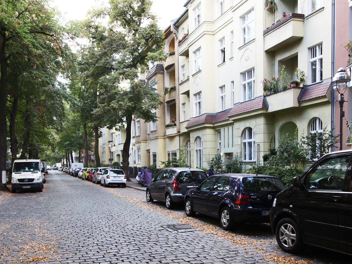 Straßenansicht   Johannisberger Straße