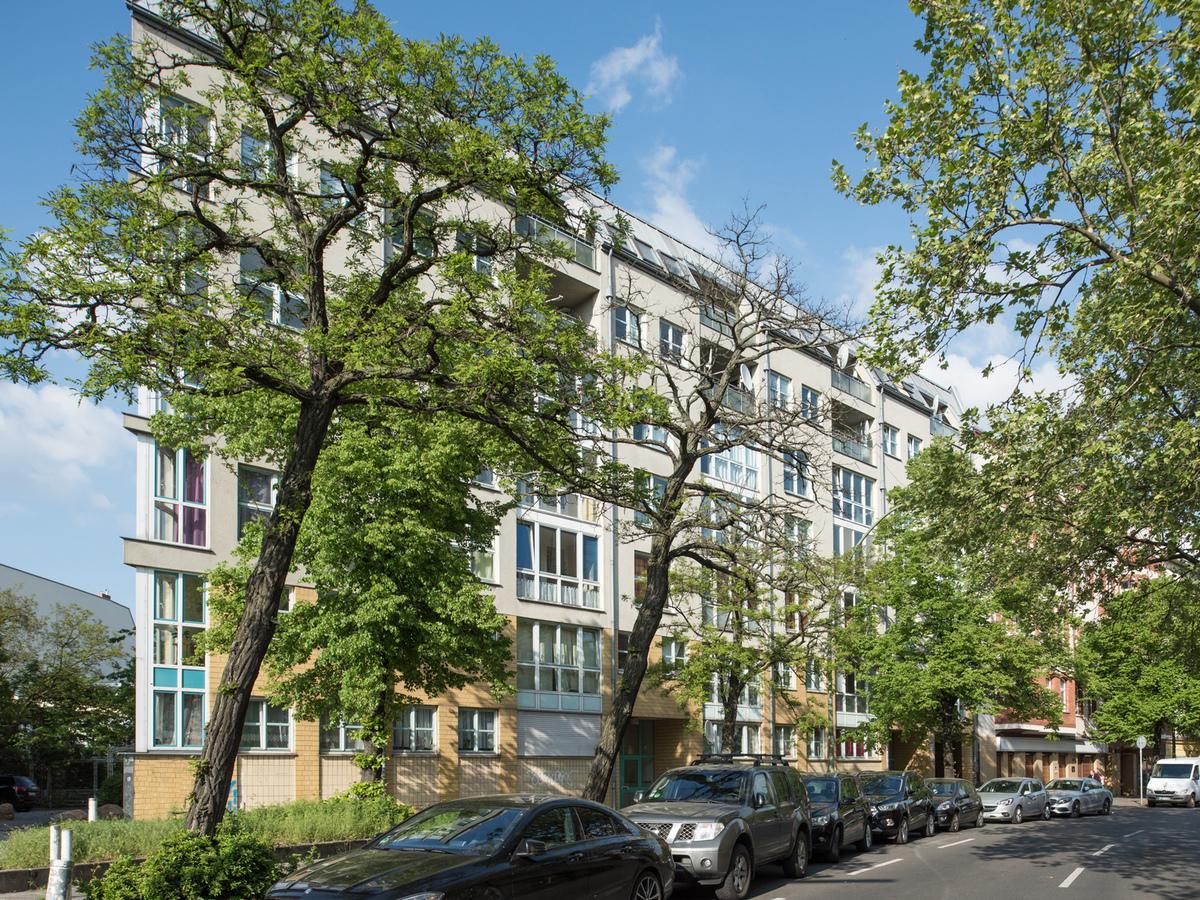 Fassade | Exerzierstraße