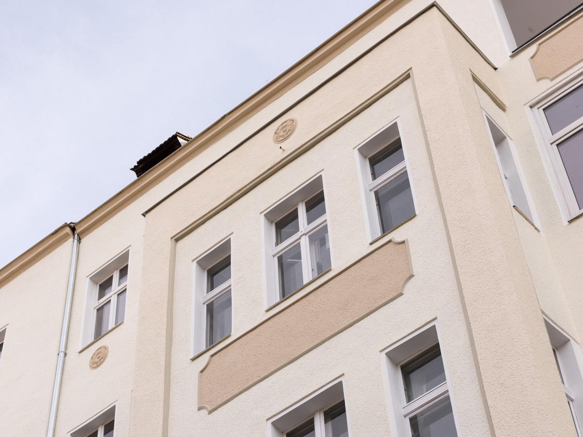 Fassadendetails | Osloer Straße
