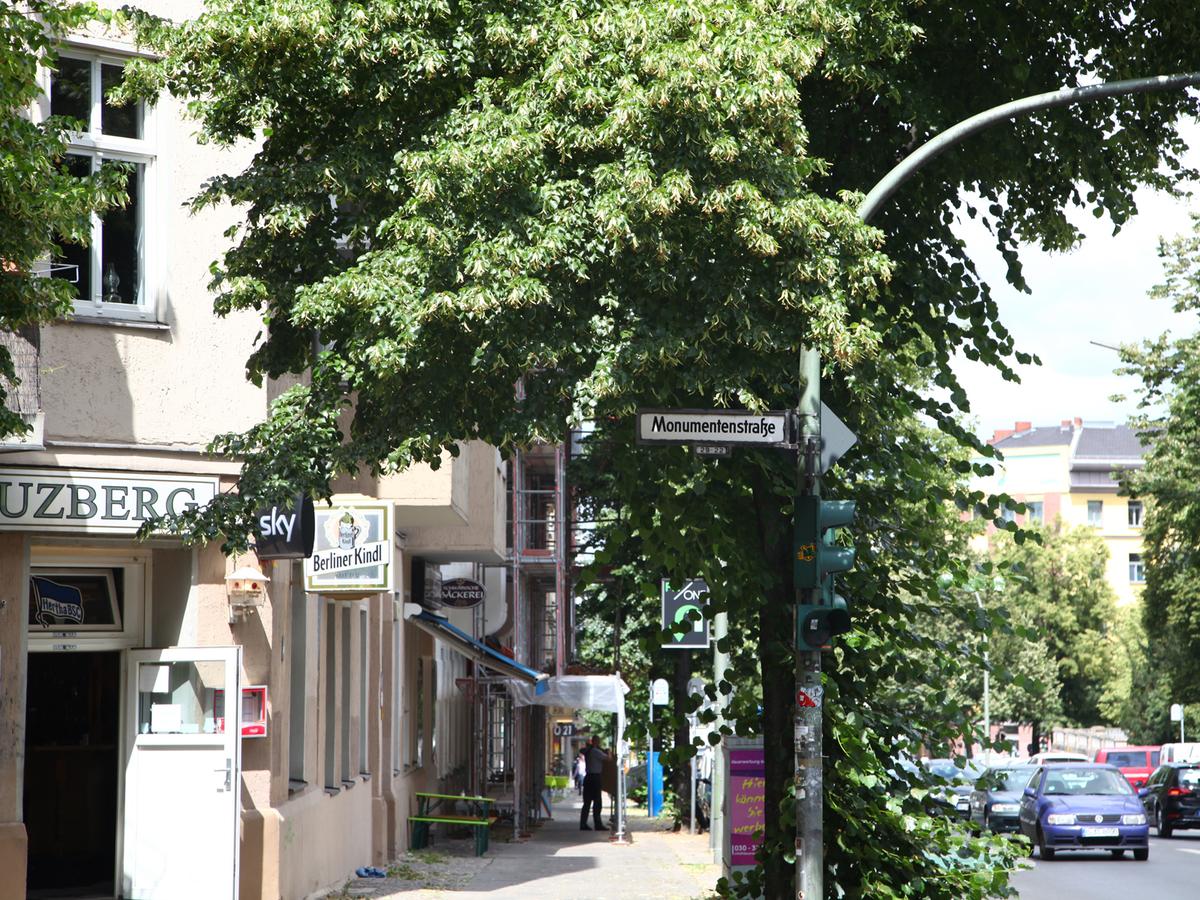 Mounomentenstraße | Monumentenstraße