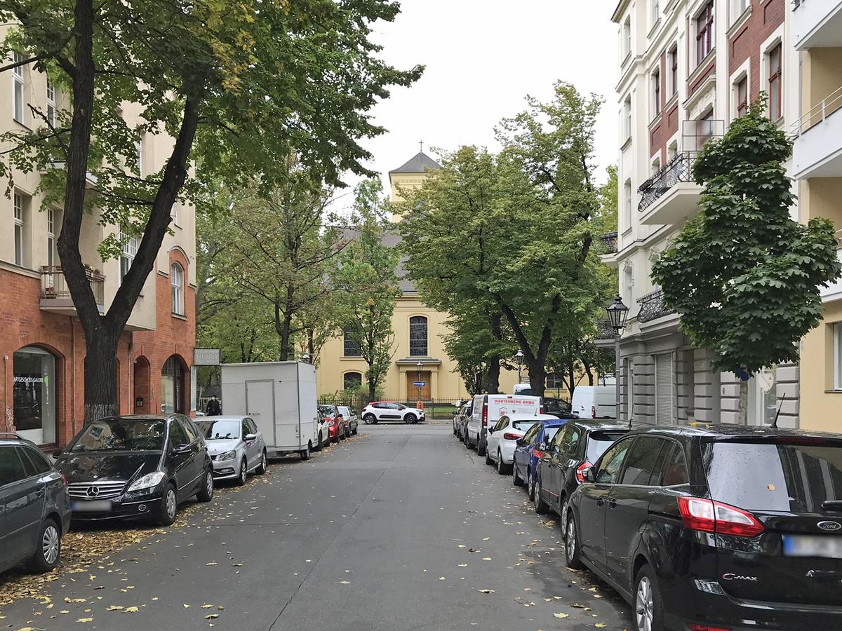 Gierkeplatz | Gierkeplatz