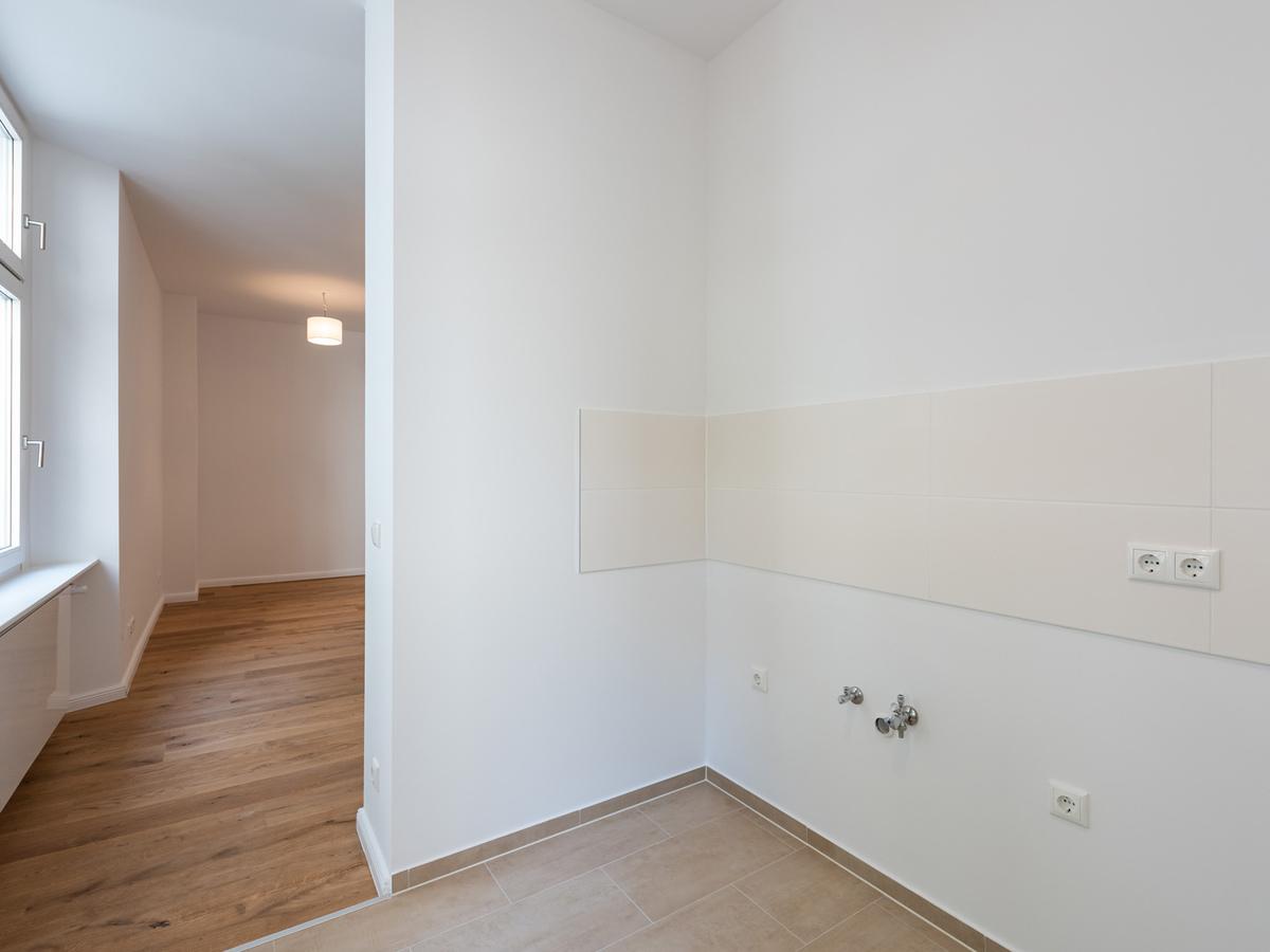 Beispiel Küchenbereich | Erasmusstraße