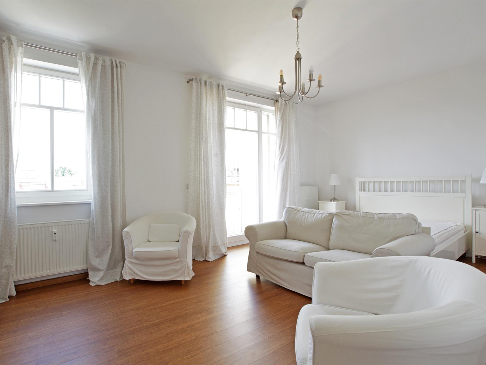 Geräumiges Schlafzimmer | Greifswalder Straße