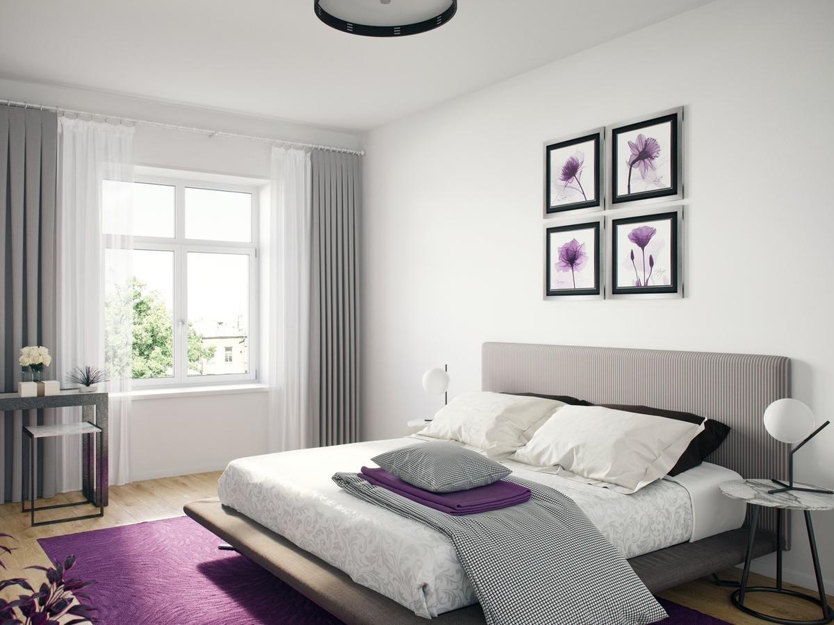 Bedroom   Torstraße