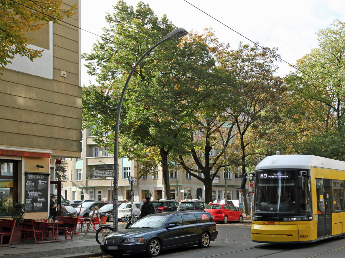Surrounding area | Dirschauer Straße