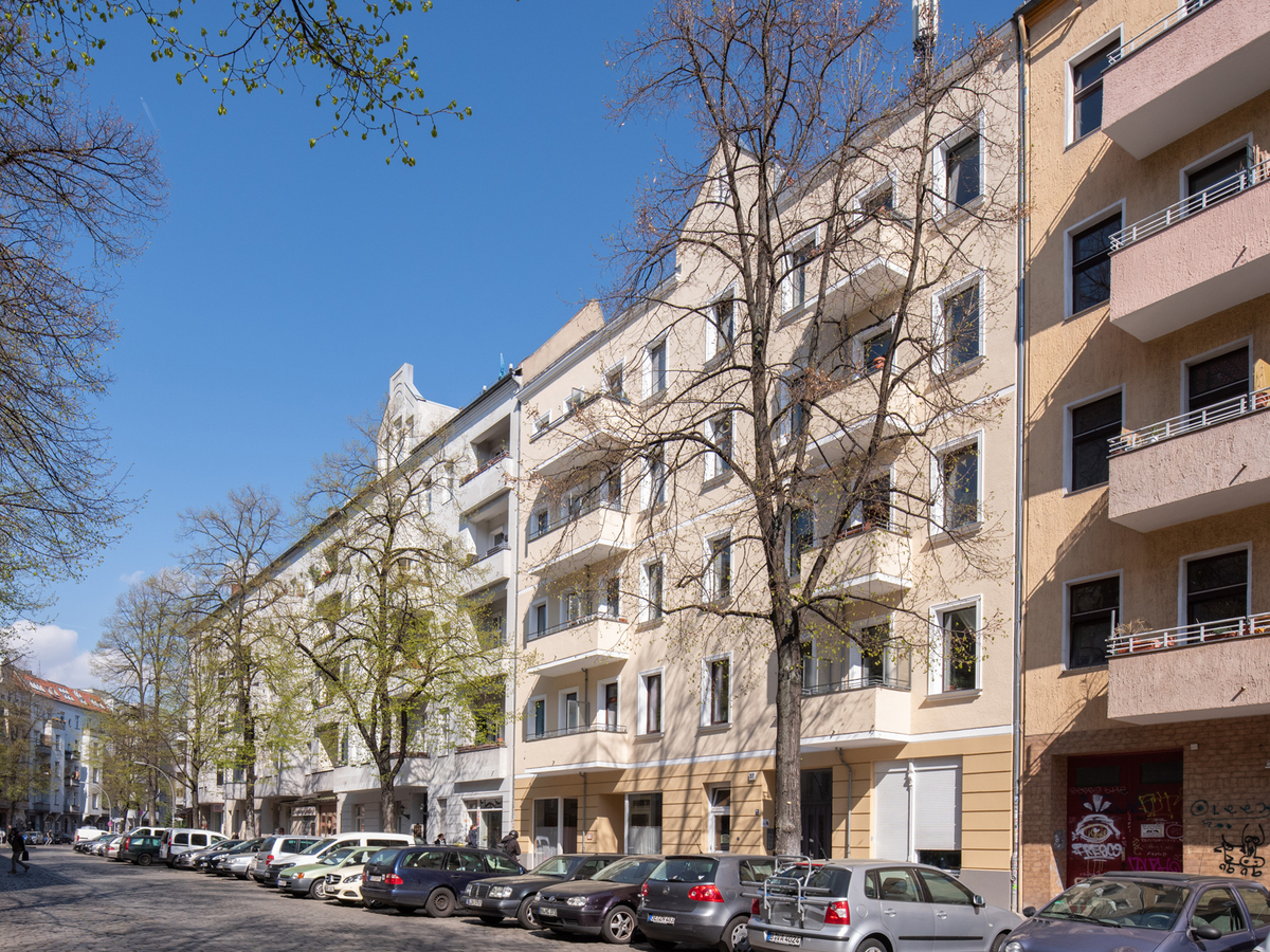 Street view | Reuterstraße